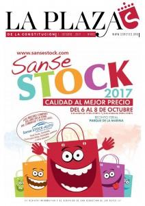 2017 la plaza octubre  sanse stock