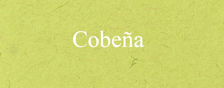 Cobeña