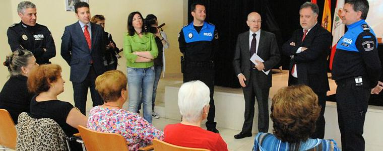 San Sebastián de los Reyes se suma a la campaña de seguridad para peatones de la DGT