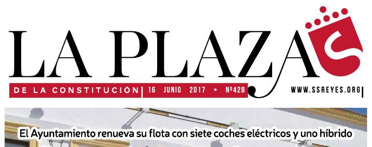 La Plaza Junio 2017  caratula