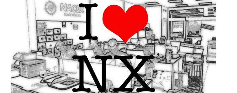 I love Nacex