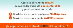 Expodental 2018 Nacex