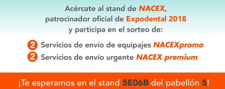 Expodental 2018 Nacex