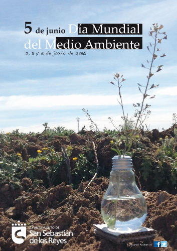 cartel-dia-mundial-medio-ambiente-sanse-2016