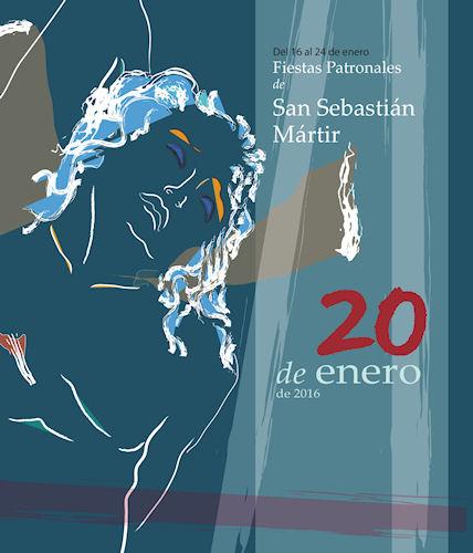 cartel-fiestas-patronales-san-sebastian-martir-2016