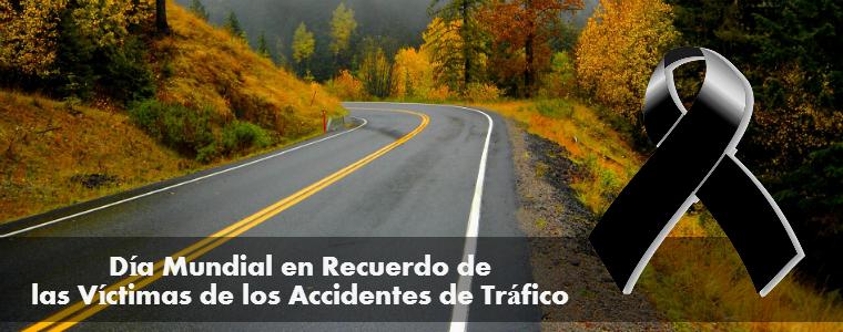 dia-mundial-victimas-accidentes-trafico-carretera-lazo-negro