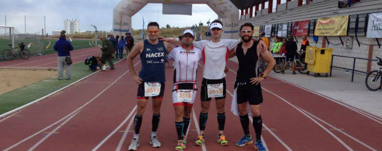 Equipo de competición Liberación 2000/Nacex Duatlón 100 km en 24 h
