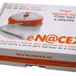 e-N@cex box (especial para e-commerce), de 36x26x8cm