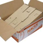 Nacex Prot-Eco 3 botellas, de 40x30x10cm