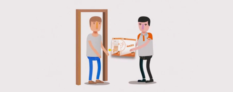 entrega-mensajeria-nacex-captura-video-liberacin2000-agencia-nacex-sanse