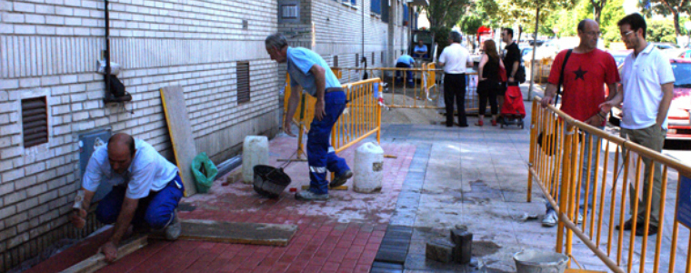 Mejoras entorno urbano