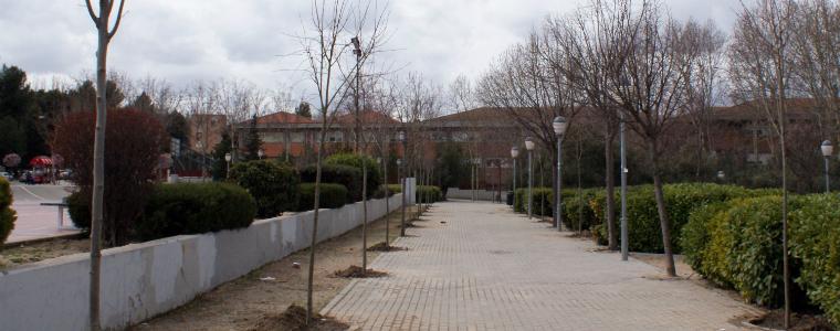 Parque San Fernando de Henares