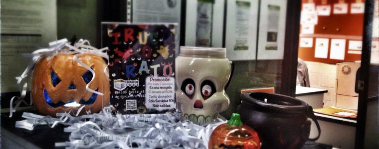 Promoción Halloween