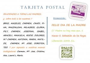 tarjeta postal_DIADELAMADRE